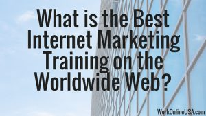 what is the best internet marketing training
