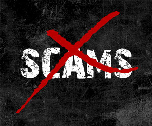 how to report a scam website