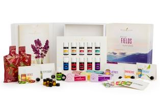 young living essential oils products