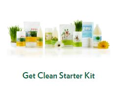 shaklee products and starter kit