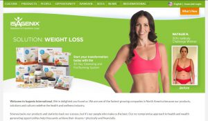 what is the isagenix scam about
