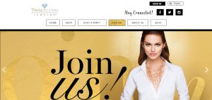 what is traci lynn jewelry about
