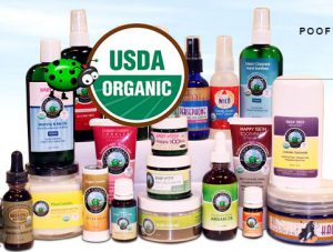what is poofy organics about