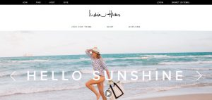 india hicks website