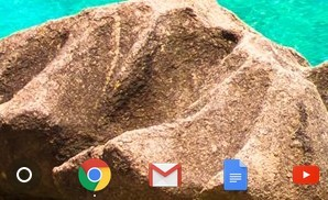 google apps icons on chromebook desktop
