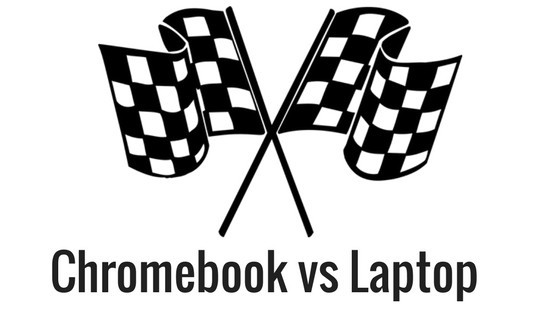 racing flags chromebook vs laptop