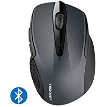 tecknet 2400 bluetooth wireless mouse