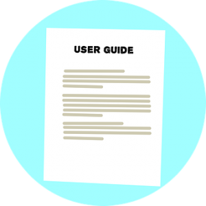 a user guide
