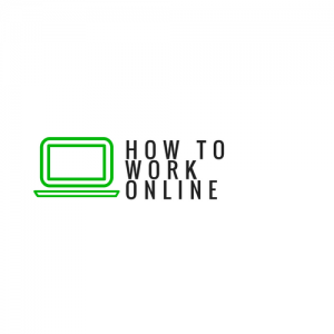 """laptop and business name """"how to work online"""""""
